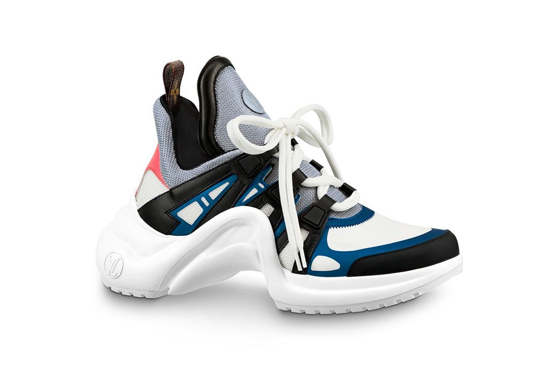 6 Louis Vuitton Archlight Sneaker Chunky Spring Summer Sneaker Freaker
