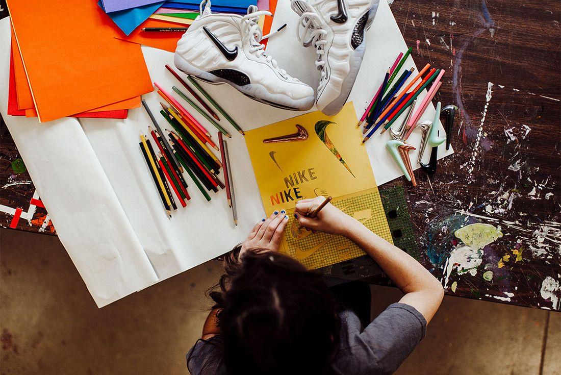 Nike Air Foamposite Pro All Star Interchangeable Swoosh Sneaker Freaker 8