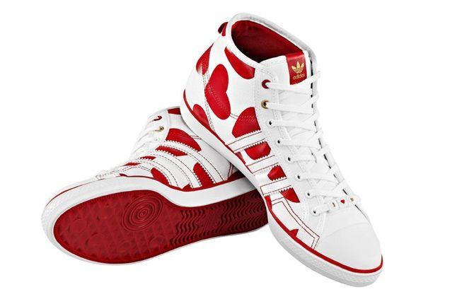 Adidas Nizza Mid Valentines 2