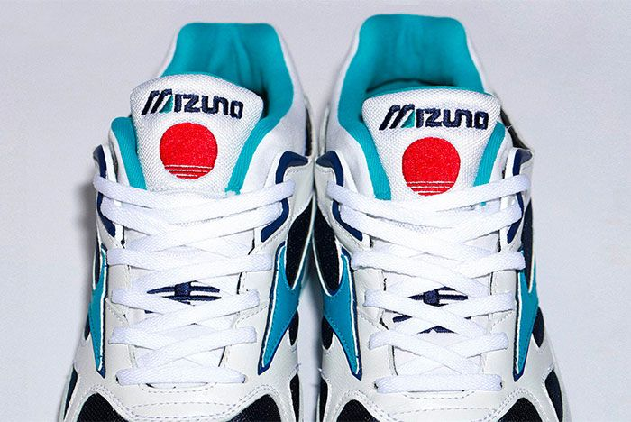 Beams Mizuno Kazoku Sky Medal 001 Sneaker Freaker4