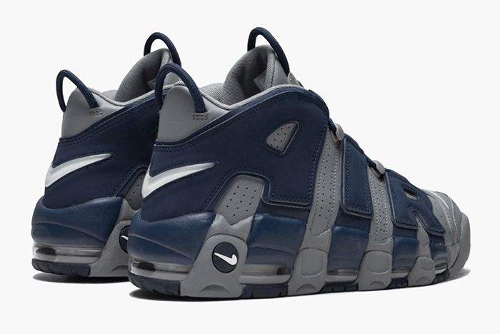 Nike Air More Uptempo Georgetown Hoyas 2