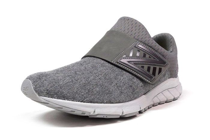New Balance Rush Slip On Grey 6