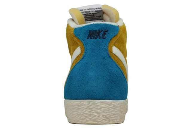 Nike Bruin Mid Vintage Heel 1