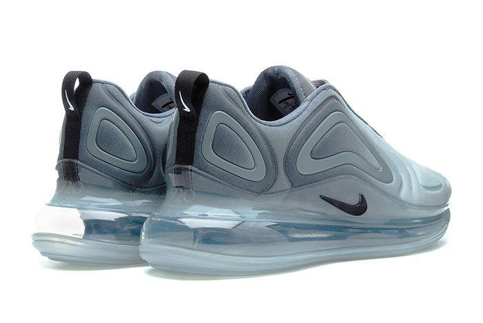 Nike Air Max 720 Cool Grey Heel