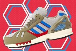 Thumb Adidas Zx 7000 Red Blue White