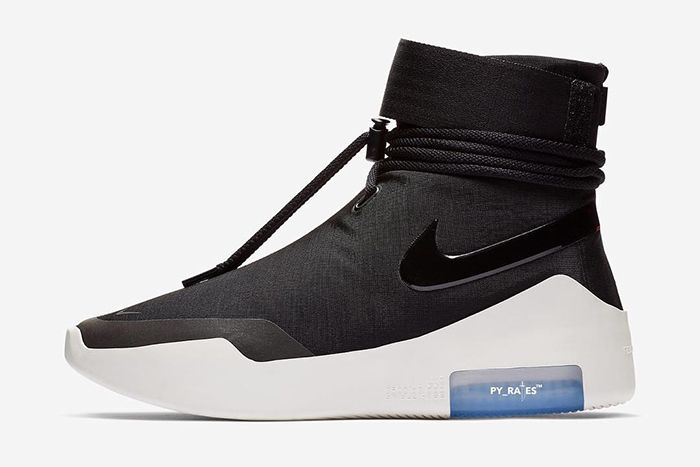 Nike Air Fear Of God Sa Black Official 1