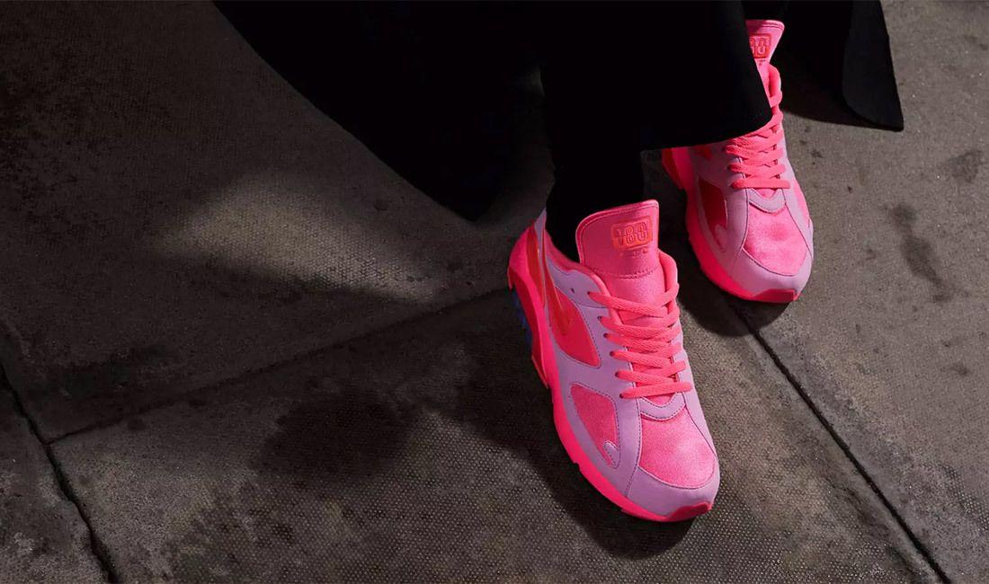 Nike X Comme Des Garç Ons Air Max 180 Sneaker Freaker 4