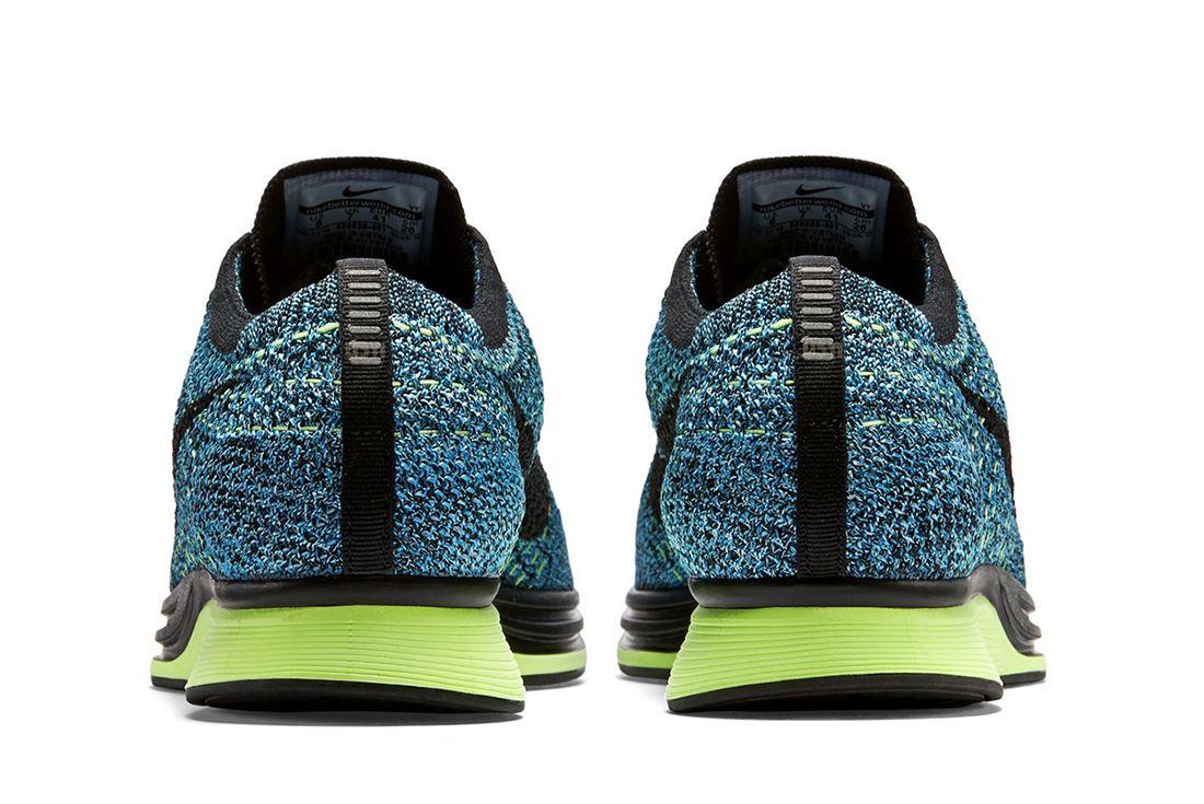 Nike Reissues The Blue Gecko Flyknit Racer 1