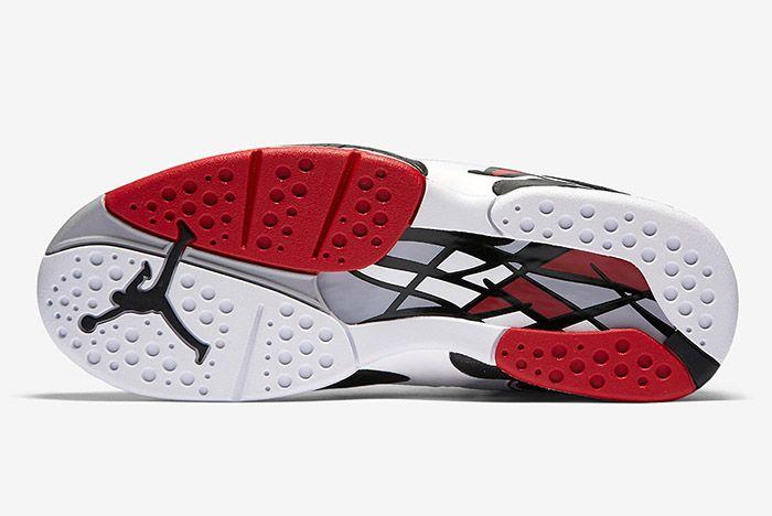 Air Jordan 8 Retro White Alternate 1