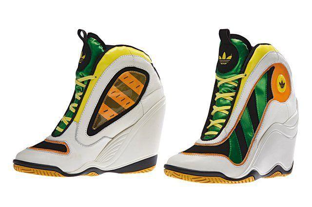 Adidas Originals Jeremy Scott Wedge