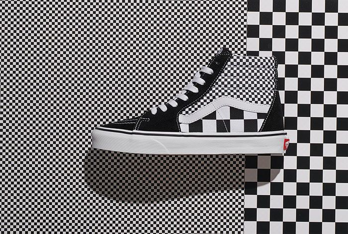Vans Checkboard Collection 6