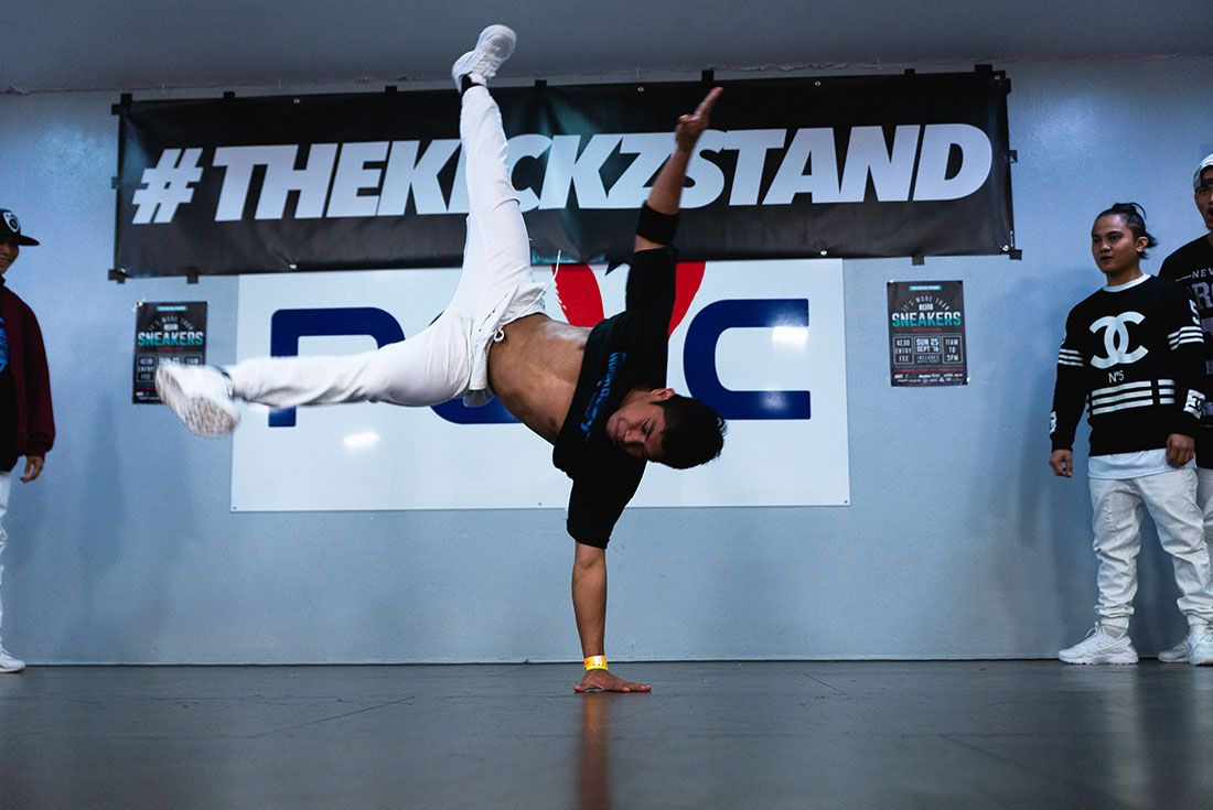 Kickz Stand 10