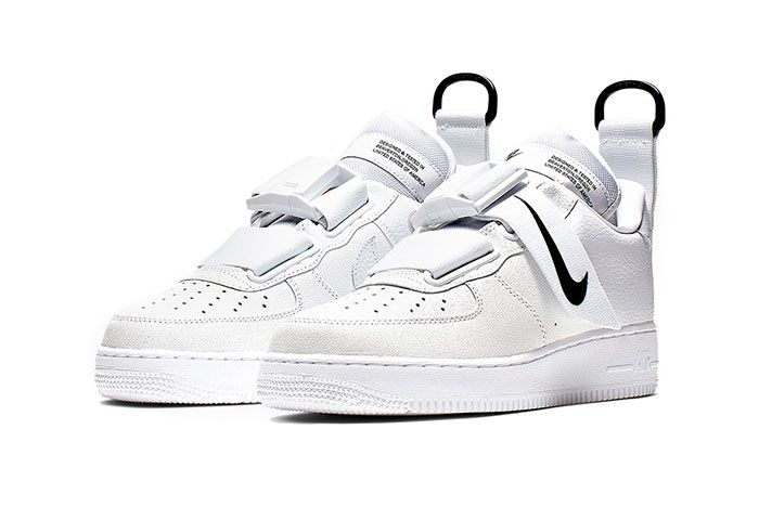 Nike Air Force 1 Utility White Front
