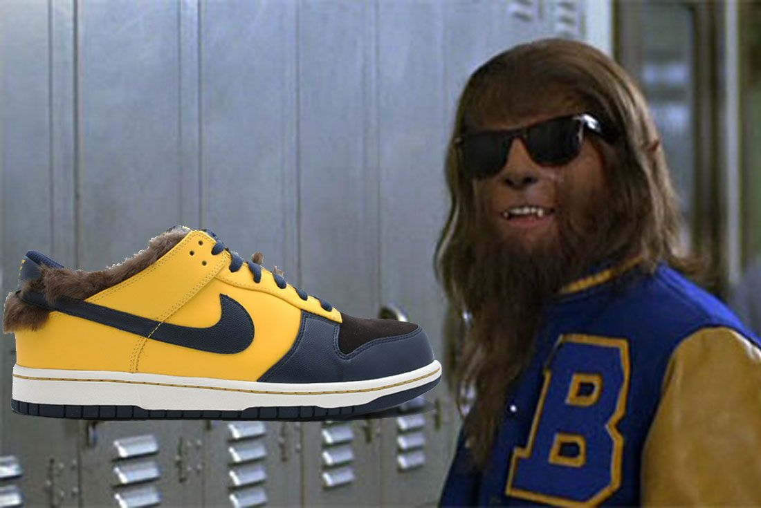 Nike Dunk Teen Wolf Scott Howard