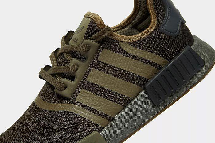 Adidas Nmd Military Green 3