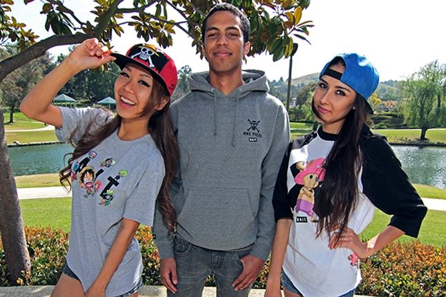 Bait One Piece Collection Pys Girls Guy Hats Tee Hoody 1