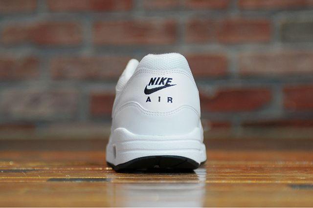 Nike Air Max 1 White Black 3