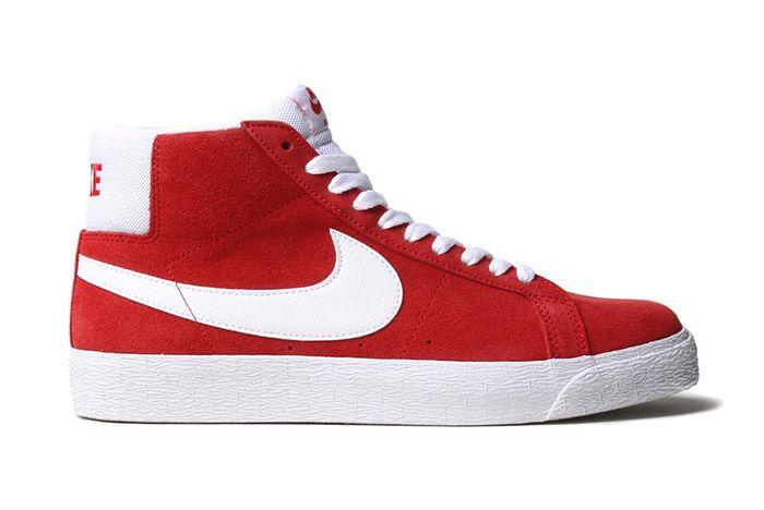 Nike Blazer Suede 2