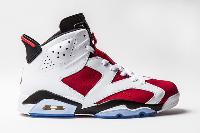 Air Jordan 6 Carmine 11