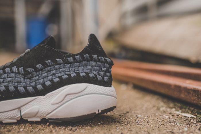 Nike Air Footscape Woven Nm Black 2