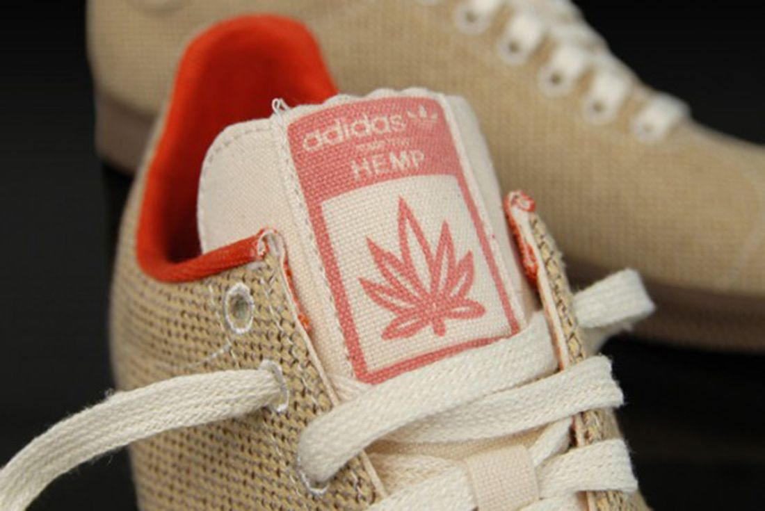 adidas Grun Gazelle OP Hemp Tongue