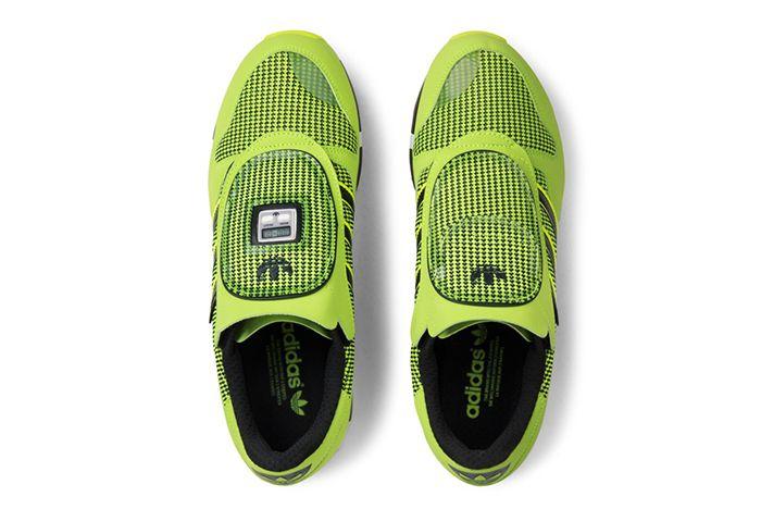 Adidas Micropacer Solar Yellow 3