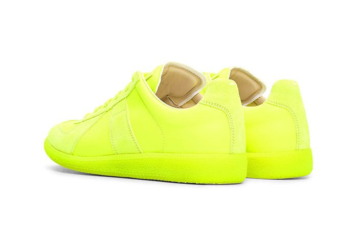 Margiela Replica Neon Yellow 03