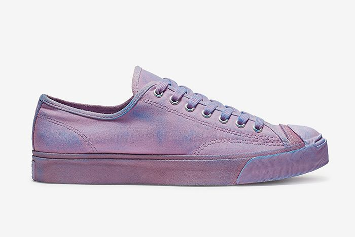 Converse Jack Purcell Purpler Right Side Shot