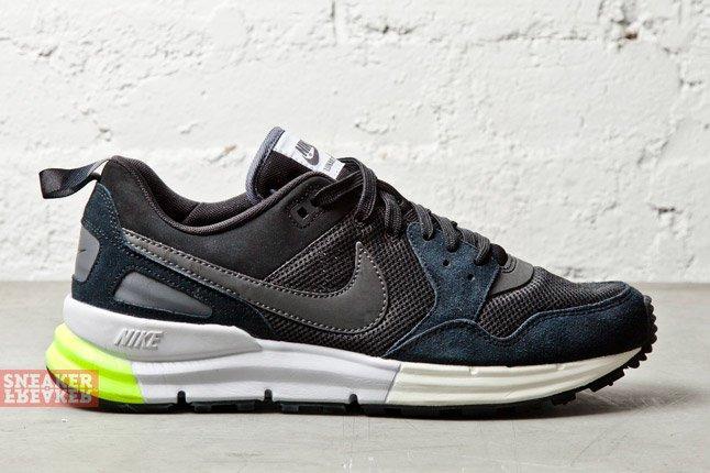 Nike Lunar Pegasus 89 (Anthracite/Volt