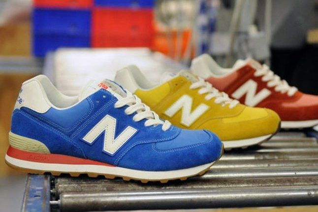 New Balance 574 Pack Size Exclusive Pack 1