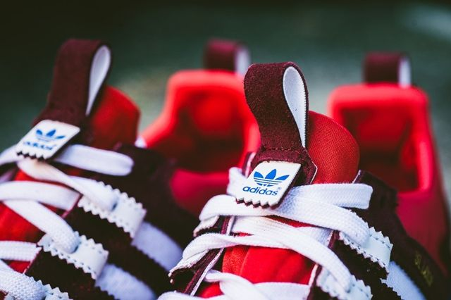 Adidas Sl Loop Runner Run Red 1