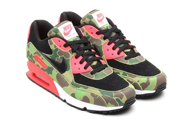 Nike Air Max 90 Prm Duck Infra Camo Pack Atmos Exclusive 5