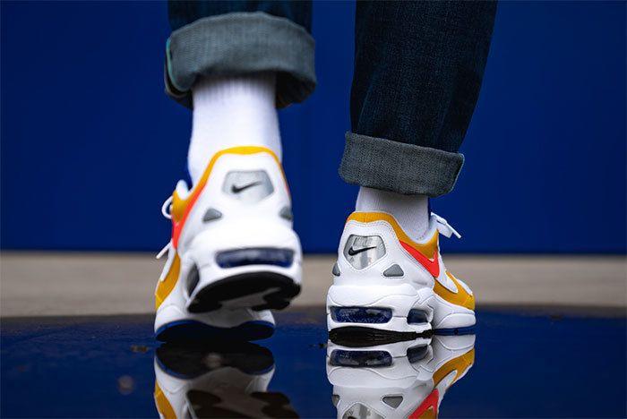 Nike Air Max Light2 Gold 3