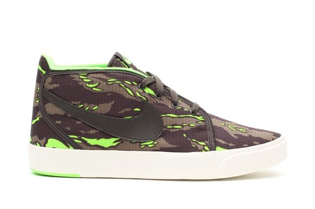 Nike Toki Cc Ripstop Camo Pack Green Profile 1