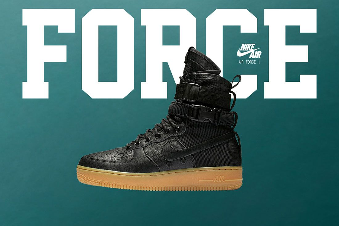 Nike Sf Air Force 1 10