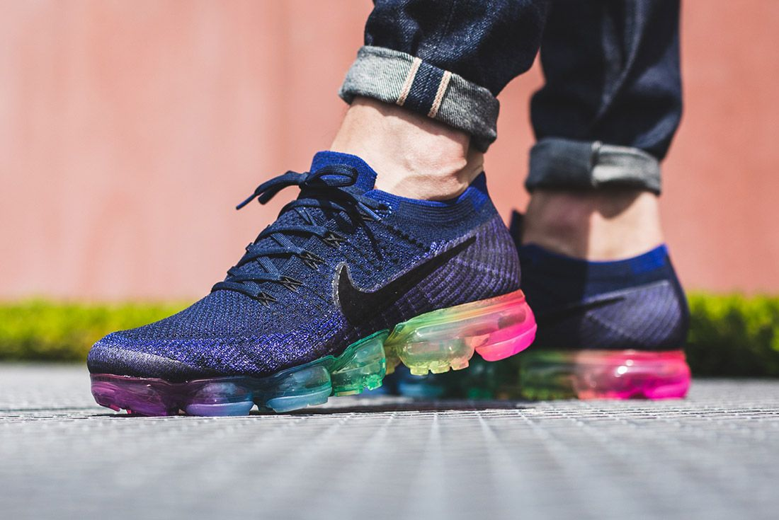 Adidas Vapormax Be True Rainbow 3