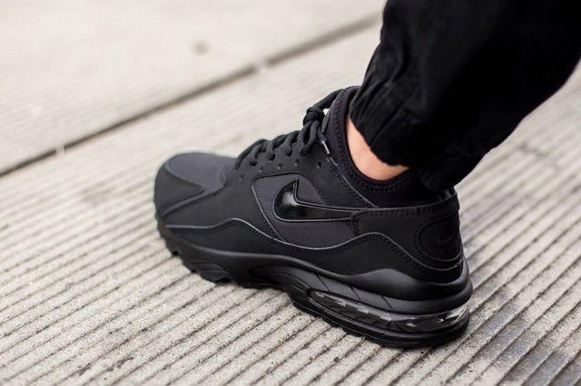 Nike Air Max 93 Triple Black 2