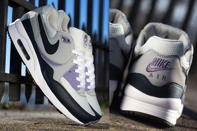Nike Air Max Light Violet Grey