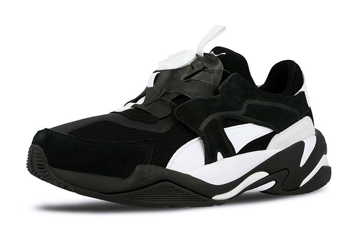 Puma Thunder Disc Black Toe