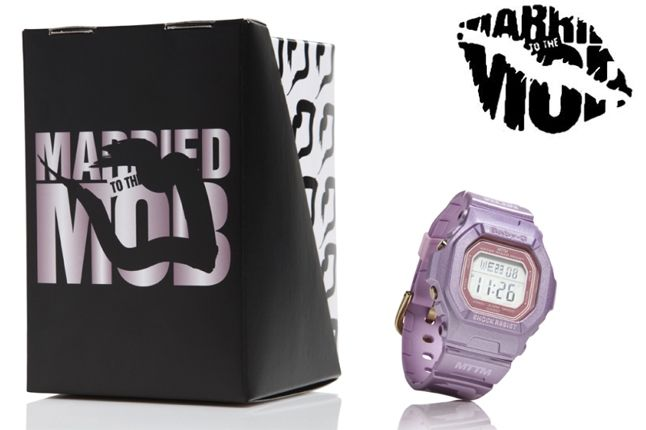 Casio Baby G Watch Married To The Mob 45 1