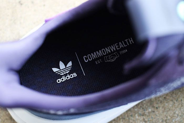 Adidas X Commonwealth Zx 500 Rm Family And Friends Sneaker Freaker6