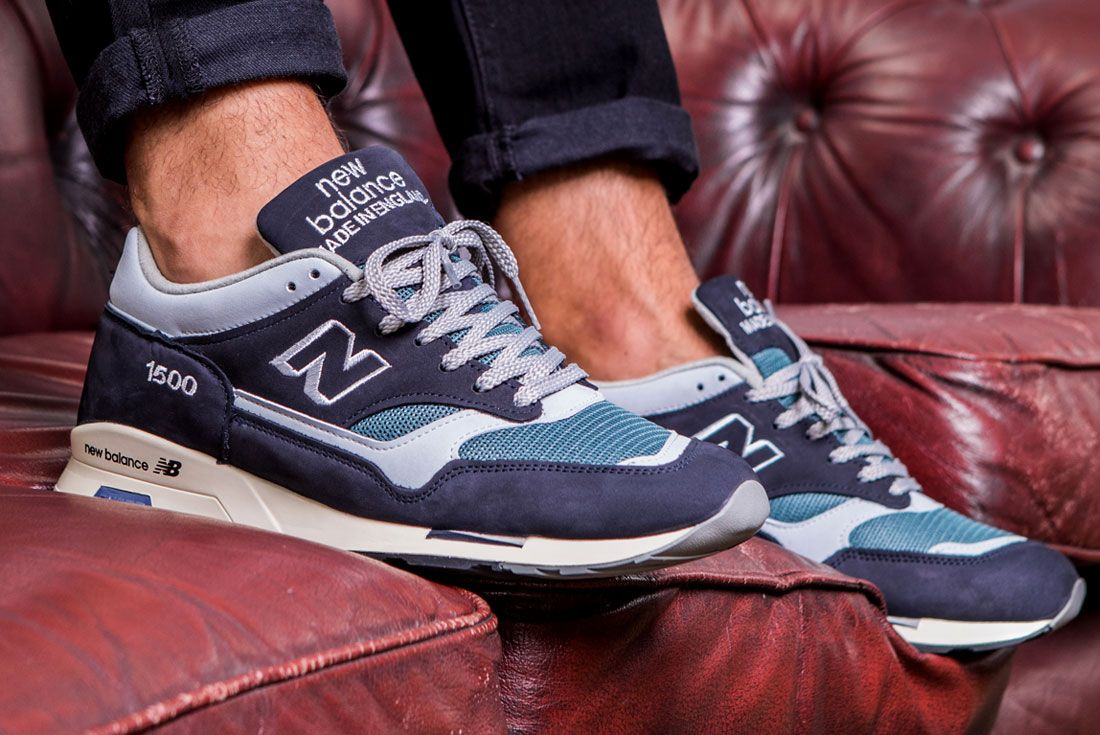 New Balance 1500 Blue Right