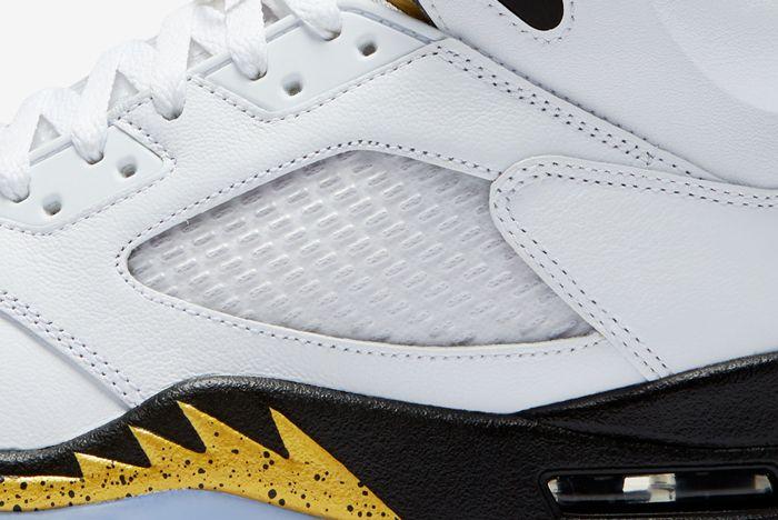 Air Jordan 5 Olympic 9