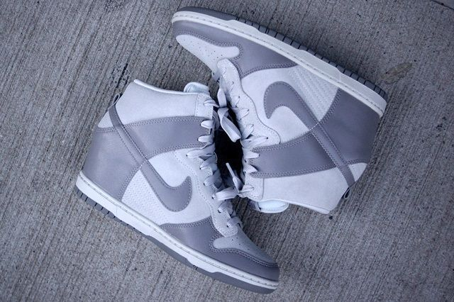 Nike Wmns Dunk Sky Hi Fall Delivery 9