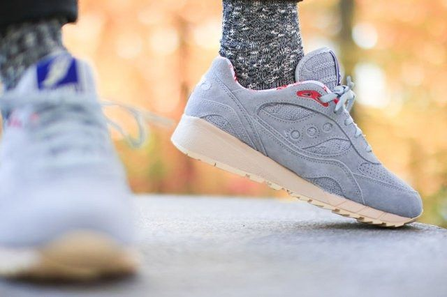 Bodega Saucony Shadow 6000 Sweater Pack 11