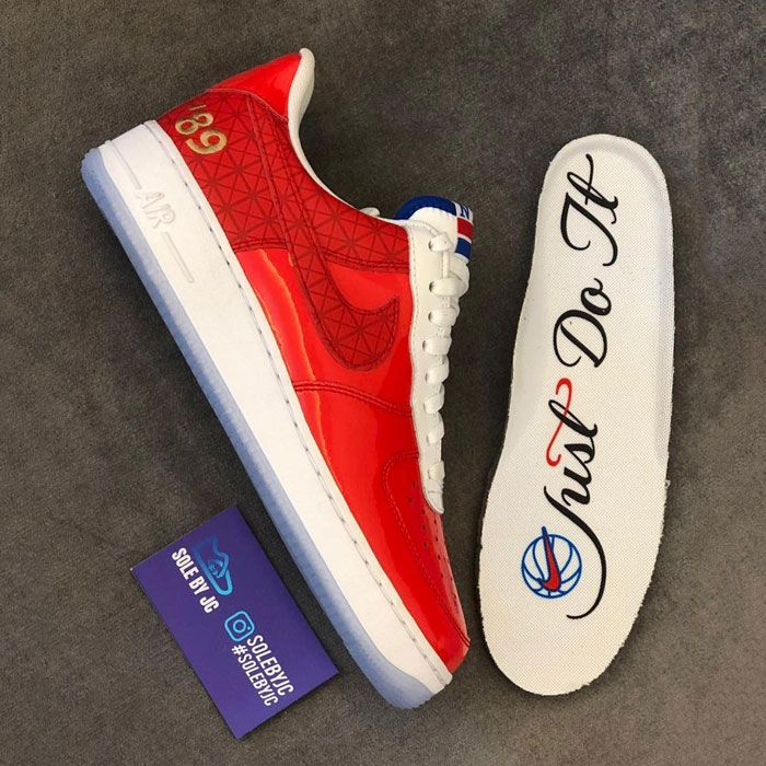 Nike Air Force 1 Pistons Insole