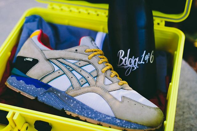 A Closer Look At The Bodega X Asics Gel Lyte V Geocached 2