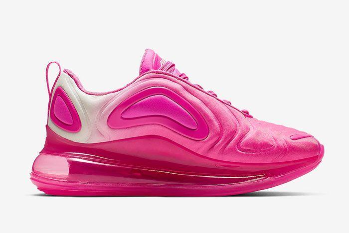 Nike Air Max 720 Laser Fuchsia Right