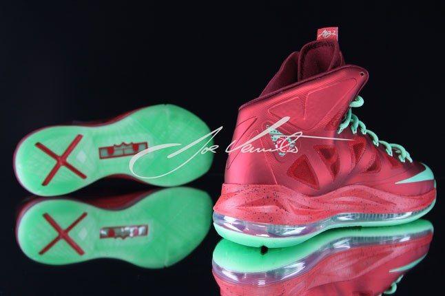 Nike Lebron Christmas 1