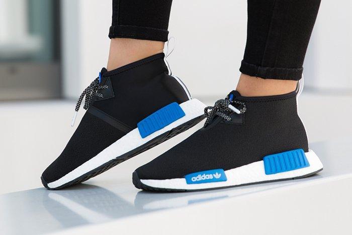 Porter X Adidas Nmd Chukka Feature